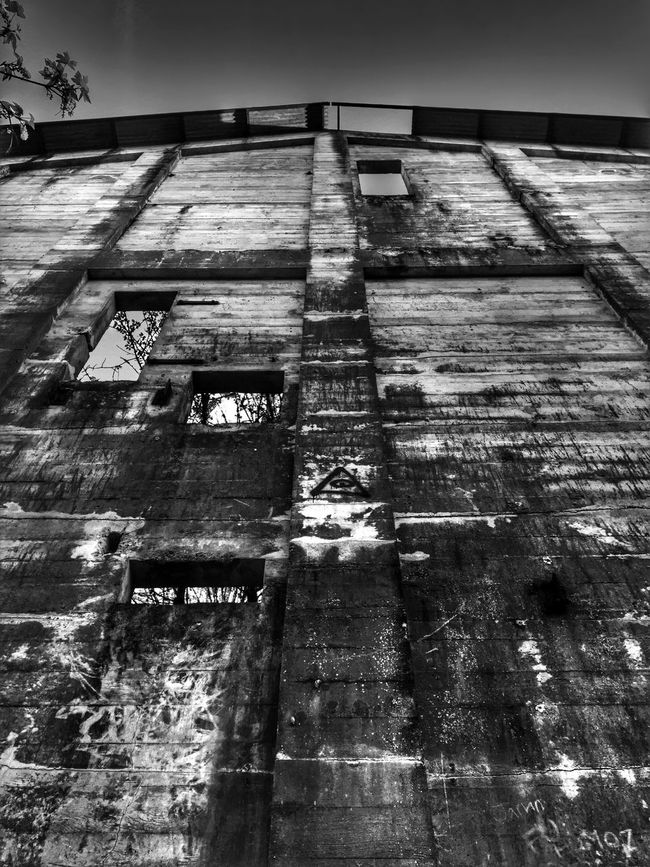 Abstract Photography Abandoned Places Abandoned Old Mill  Scenics Skyscapes Abandoned Buildings Rustic Old Abandoned Mill Scenic View Telling Stories Differently Scenic Neat Places Views Showing Imperfection Atmosphere Sky Landscape Textures And Surfaces Black And White