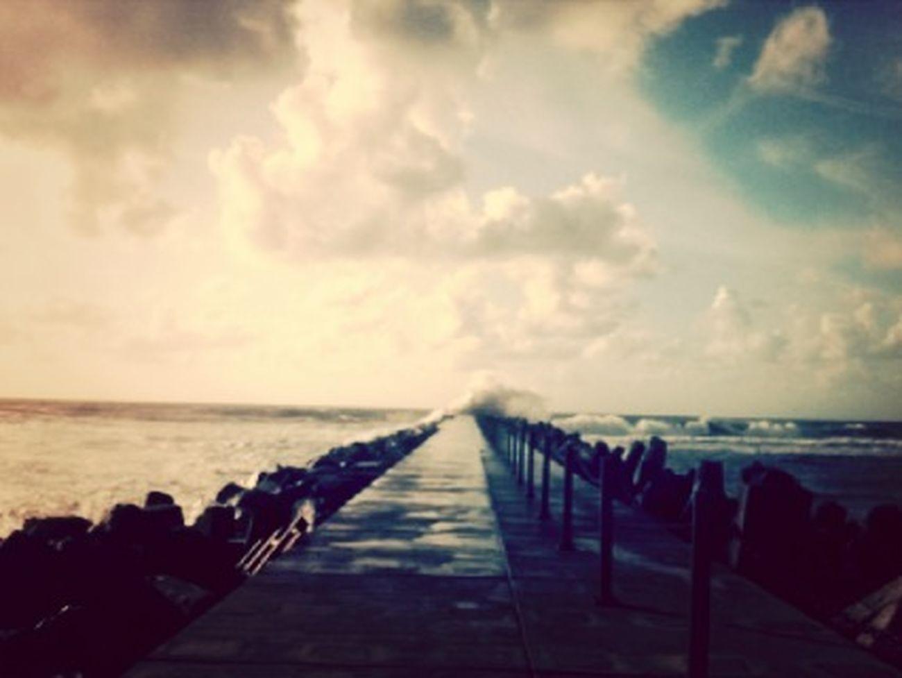 Beach*~* Cloudy Skies Meer *-* Westcoast Of Denmark