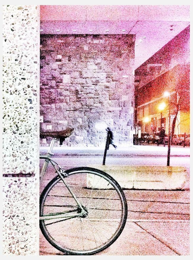 bike at downtown Urban Bike Bicycle