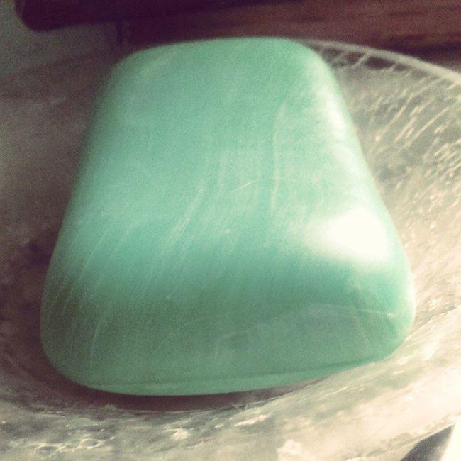 A bar of soap. Bored Instacrap
