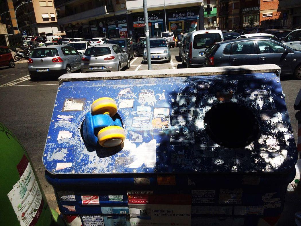 No no no Streetphotography Garbage Trash Bin