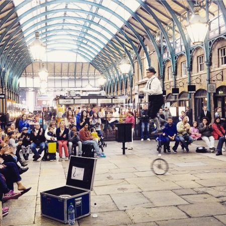 Urban Lifestyle Covent Garden  London Tricks London Lifestyle