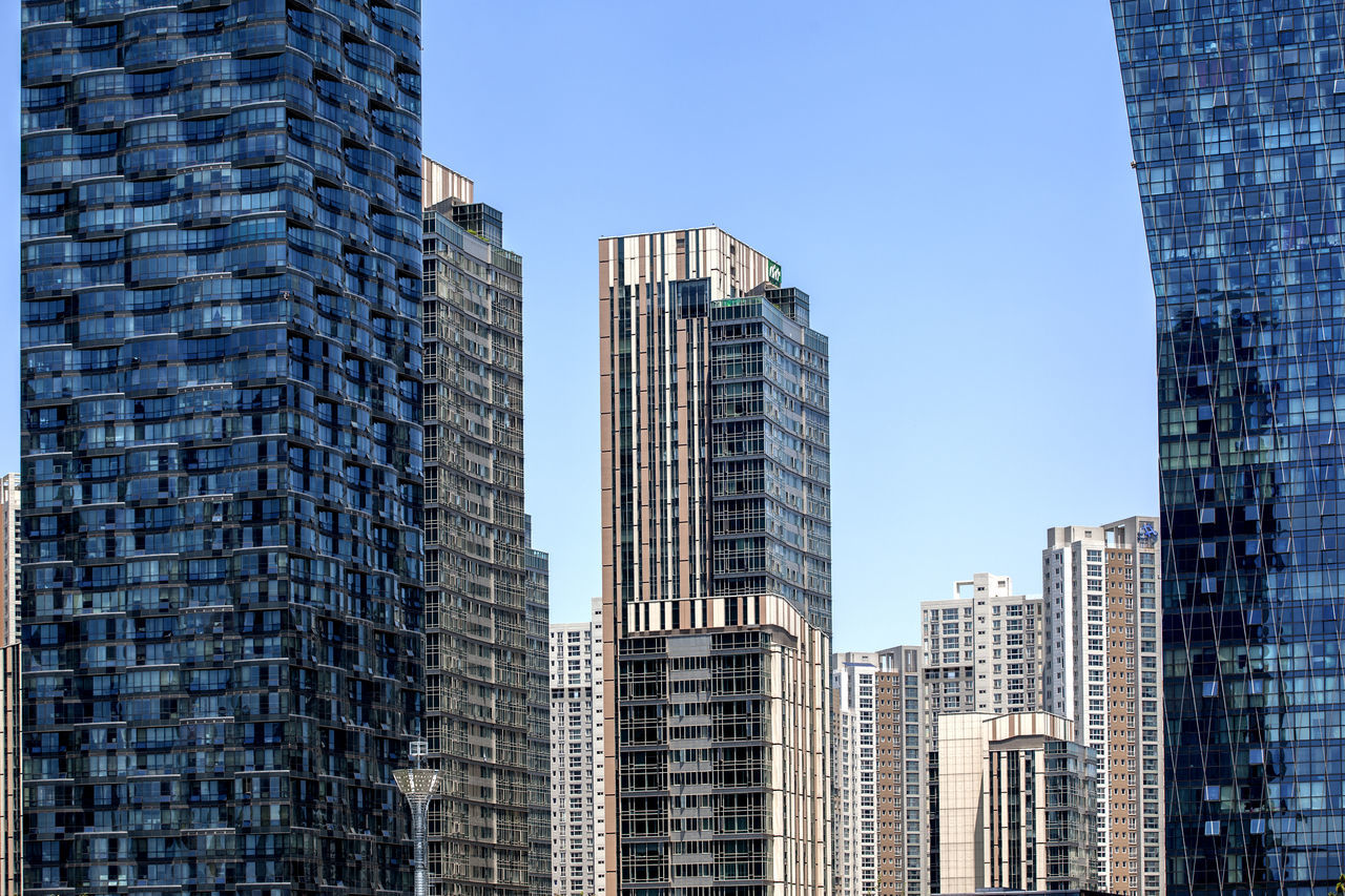 Beautiful stock photos of south korea, Architecture, Building Exterior, Built Structure, City