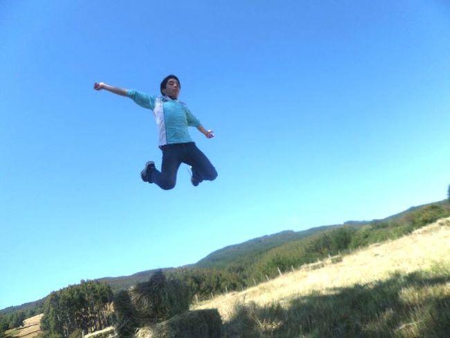 """""""Un gran salto para la humanidad"""" :')"""