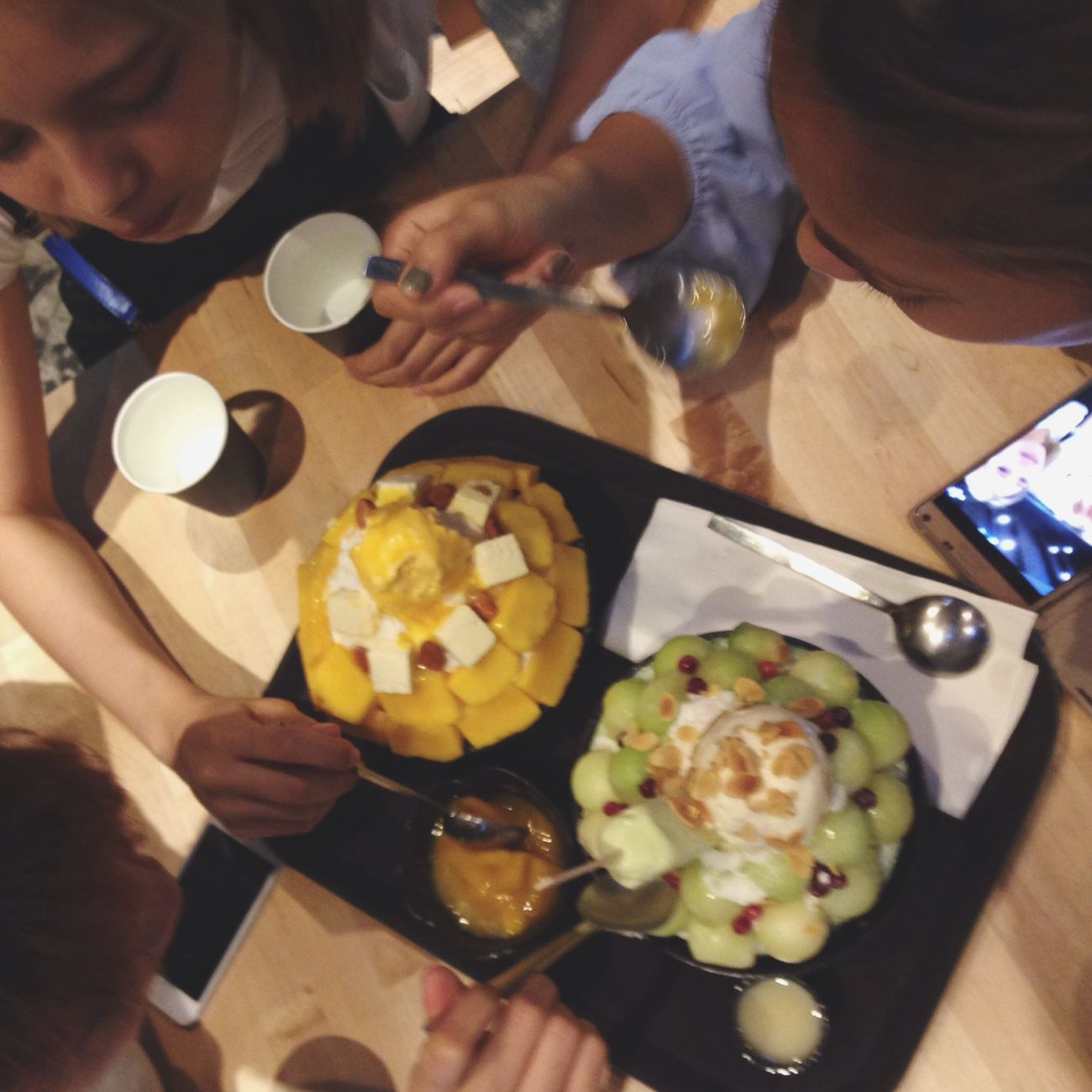 Enjoy Eating Enjoying Life Enjoy Time Favorite Photo Desserts Dessert Porn Meeting Friends Bingsu SeoBingGo