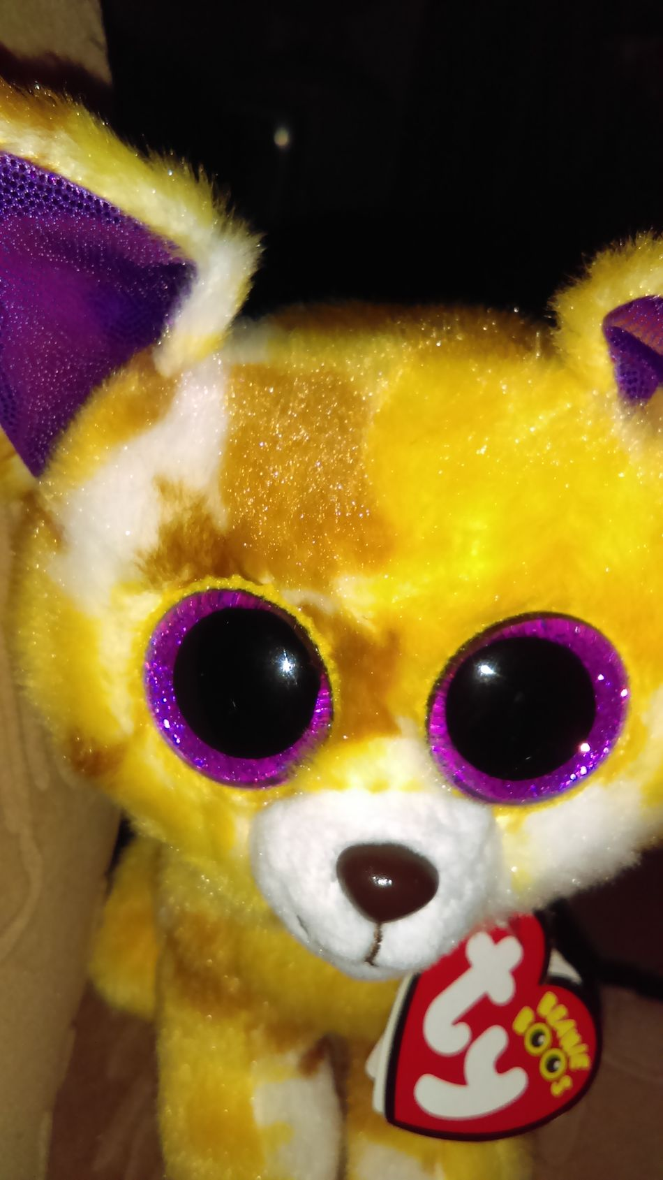 Pablo Creepy Sparkly Piercing Eyes Plushies Puppy Eyes Cute 90's  Bdaygift Friends