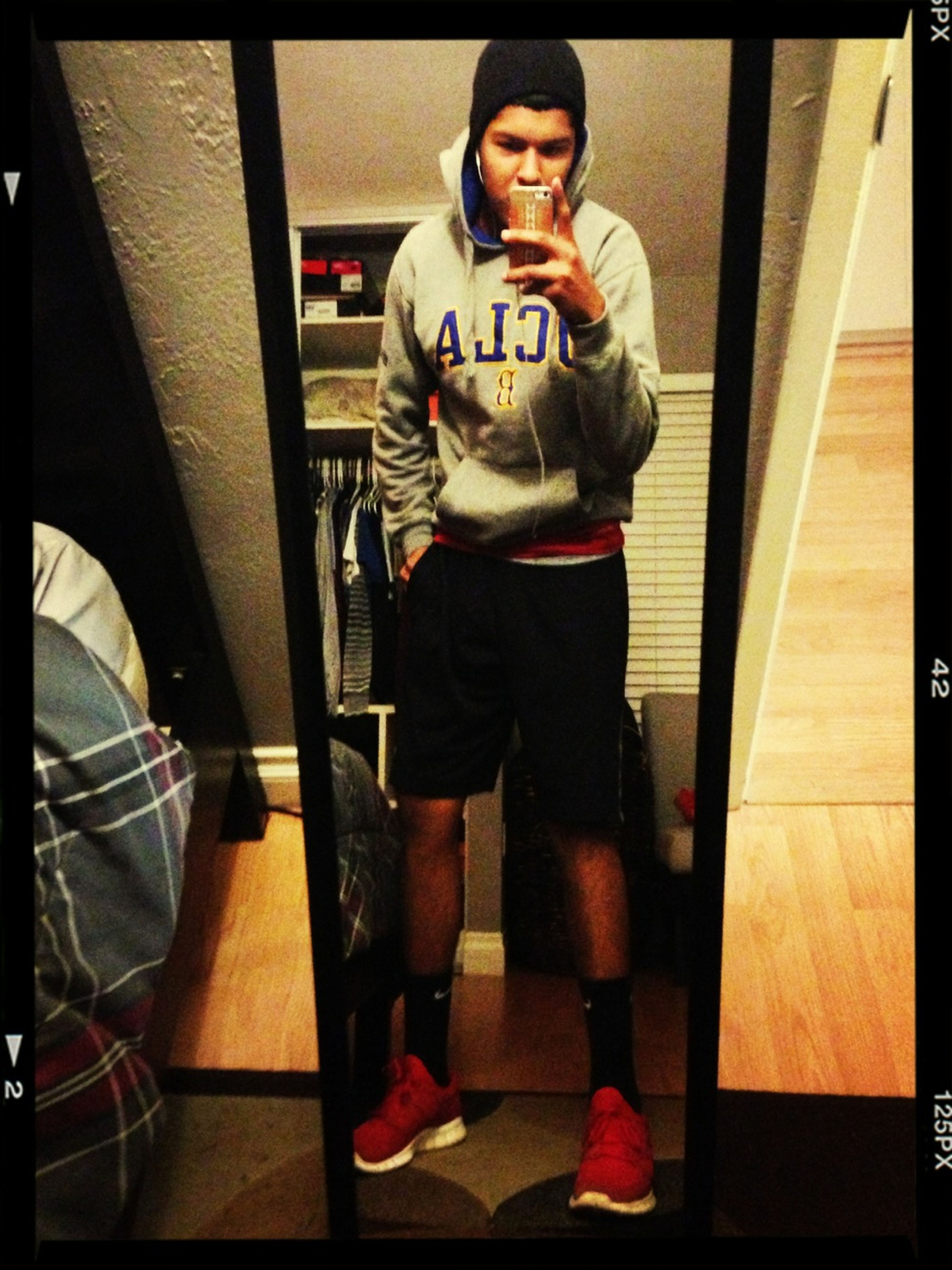 Before My Jog (:
