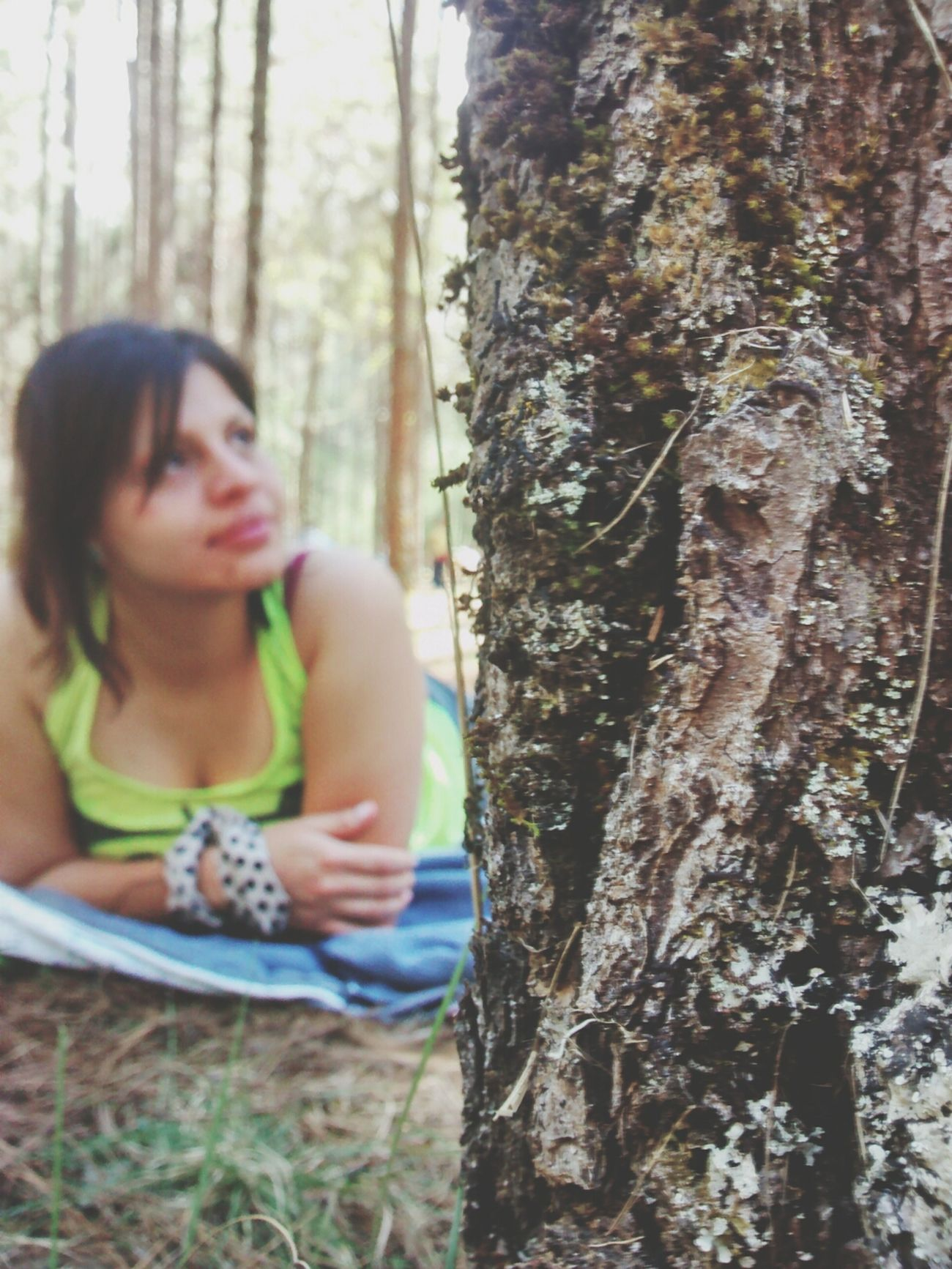 Like (: Beautiful Nature Soy Yo Blue Sky