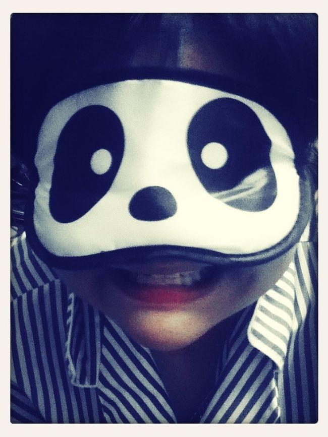Smile Like Panda