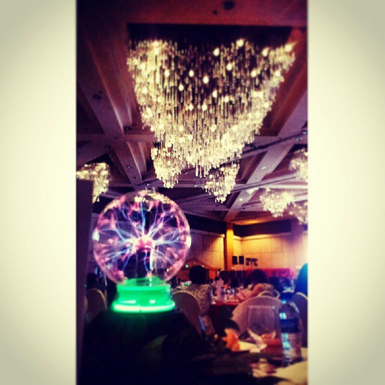 Plasma Ball Sofitelmanila Sofitel Luxuryhotel Samsungphotography phonephotography s2photography