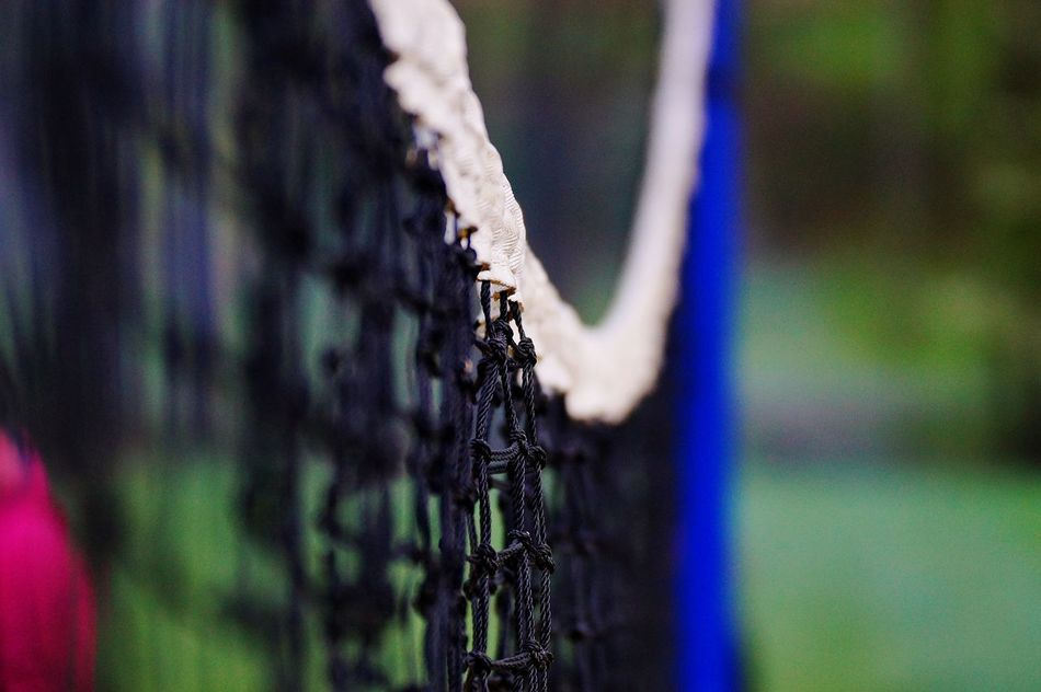 Selective Focus Outdoors Net - Sports Equipment Sport Tennis Close-up Competitive Sport Court Color Palette Colorphotography Outdoors Photograpghy  Fotography EyeEm Best Shots Landscape The Week On Eyem Color Photography Focus On Foreground Sportswear Sport Style Colors Of Autumn