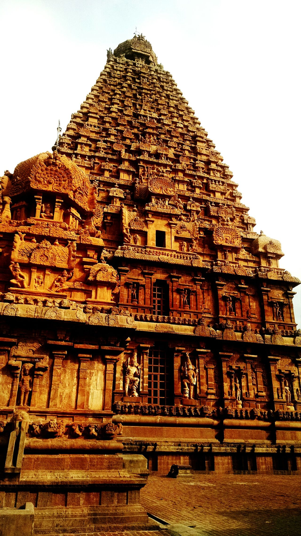 Architecture Travel Destinations Religion Travel Tourism Old Ruin History Ancient Civilization Ancient Built Structure Building Exterior King - Royal Person Vacations No People Outdoors Big Temple Tanjore Ancient India Tamilnadu Monument Archaeology Place Of Worship Spirituality Architecture