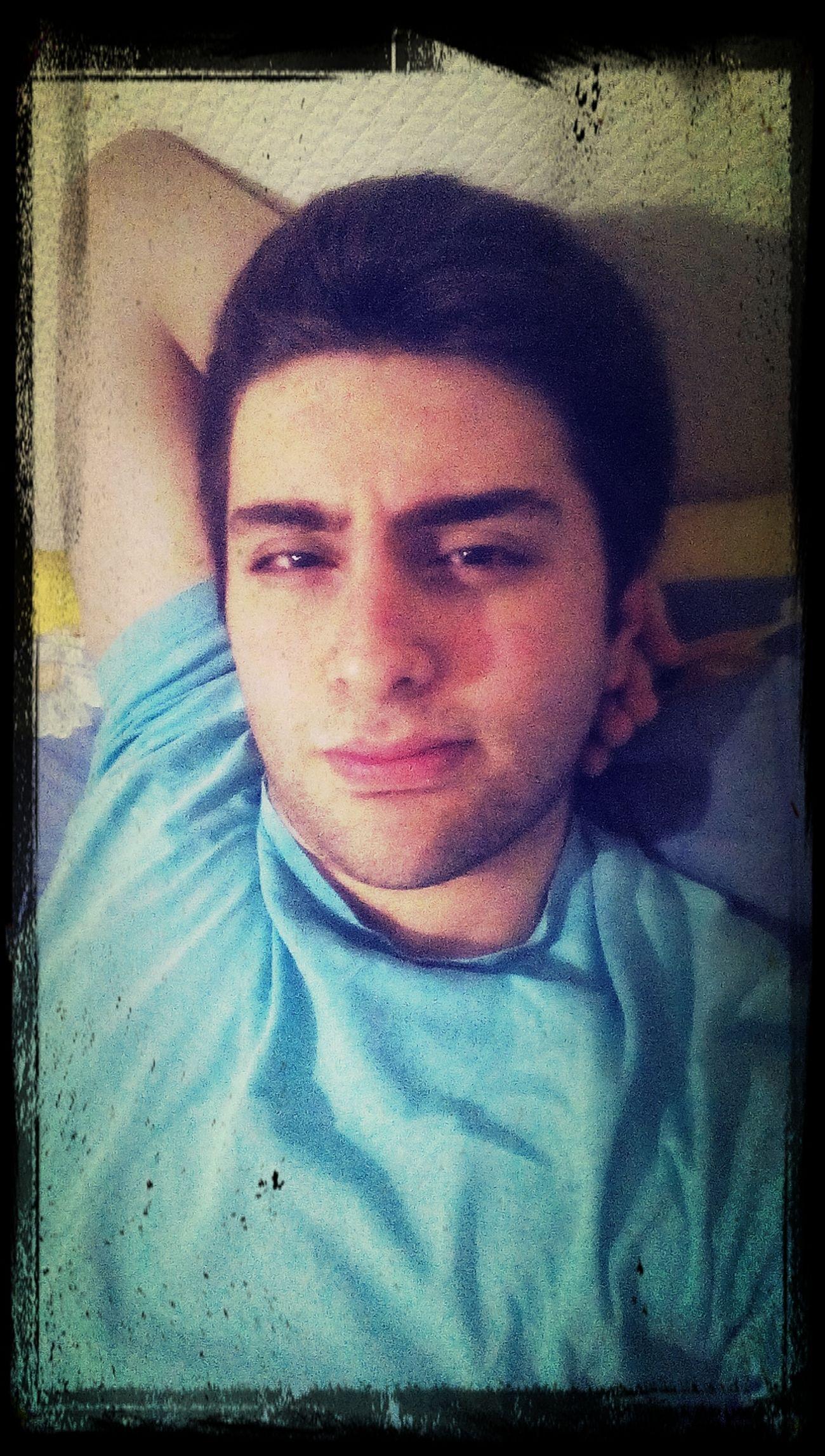 Duş sonrası gelen rahatlık :))))) Hi! Relaxing