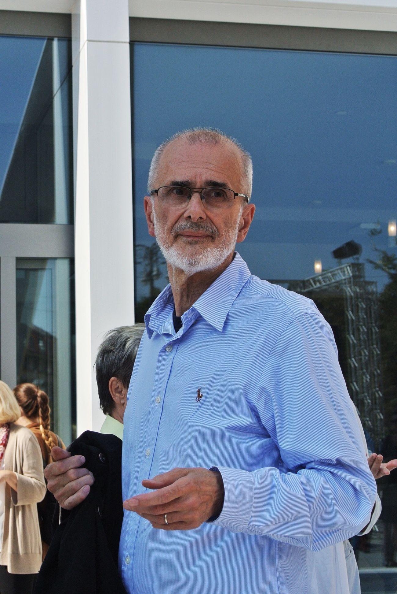 and the author Milan Šosterič, architect Architecture Nikon 1 V1