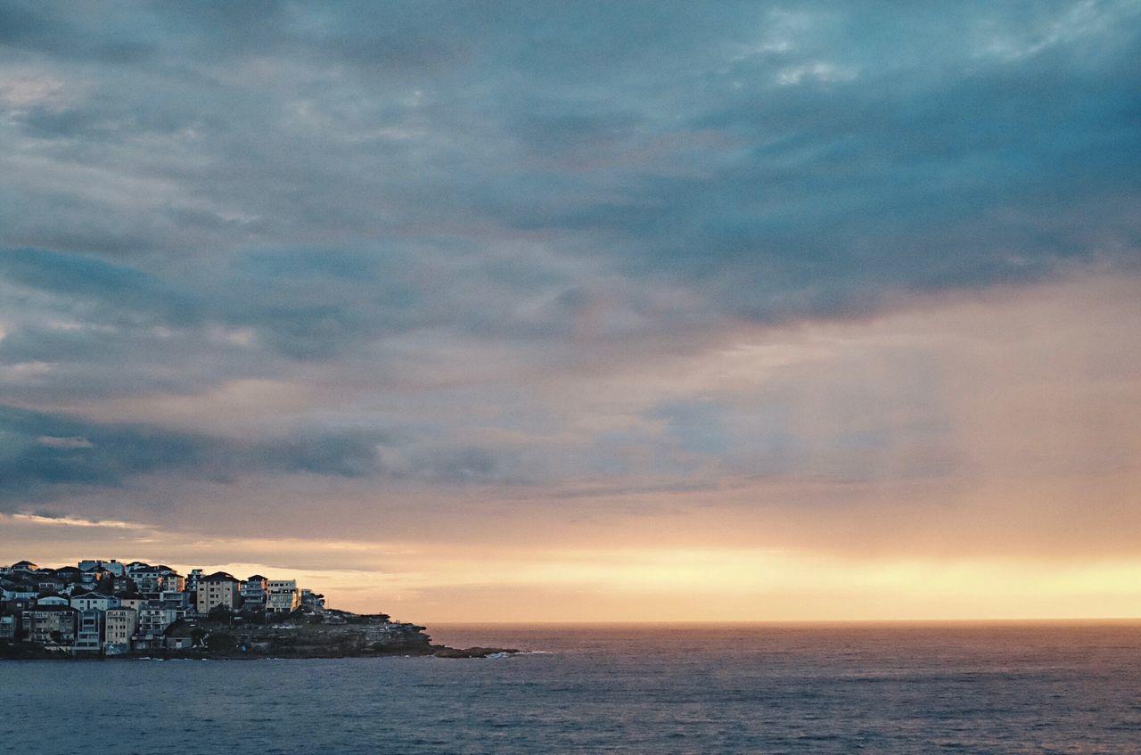 Sunrise Sea Sydney, Australia EyeEm Beach
