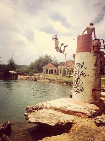 Enjoying Life Guam Jamp! Try