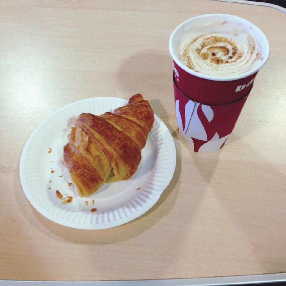 The EyeEm Breakfast Club quick breakfast, from Jylland to Copenhagen (home)
