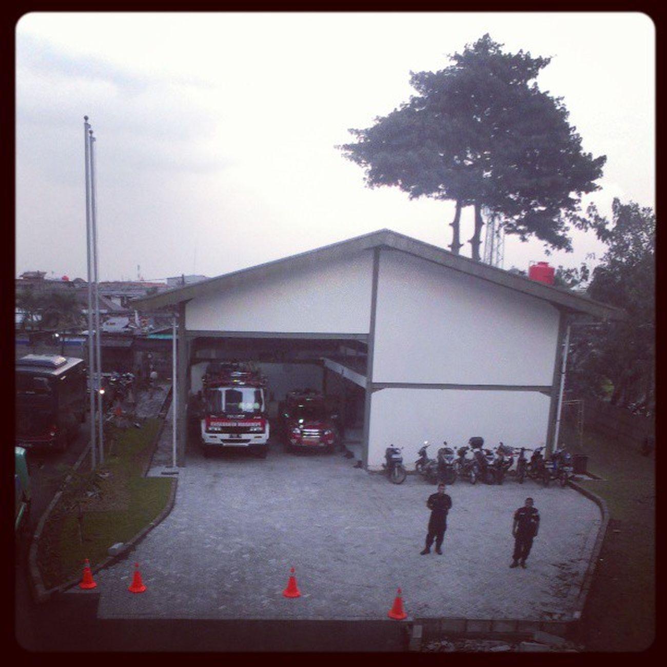 Fireman Epicentrum Rasuna HERO