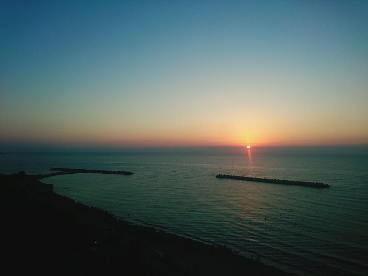 Sunrise Mangalia 2016 First Eyeem Photo
