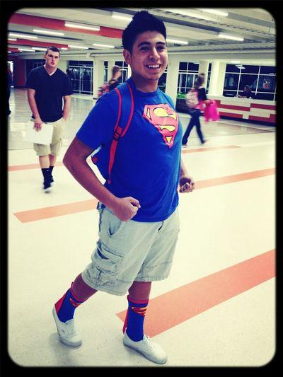 Superman!!!! Boss IDGAF Judge Me Future XD Living.life Swag XD Superman