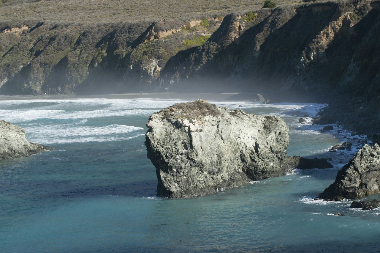 Jade Cove Coastline California Coast Ocean The Great Outdoors With Adobe Coastal Coastal Views Coastline Landscape Coastal Beauty California Beaches