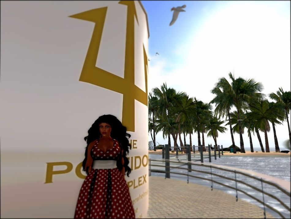 Don't be Yelling at me in French. Why are they yelling, daaaaang. Well, trying Red Dresses for the weekend. One Person Secondlife Secondlifeavatar Valentine Weekend Virtual Reality Virtual Travels Young Adult Young Woman