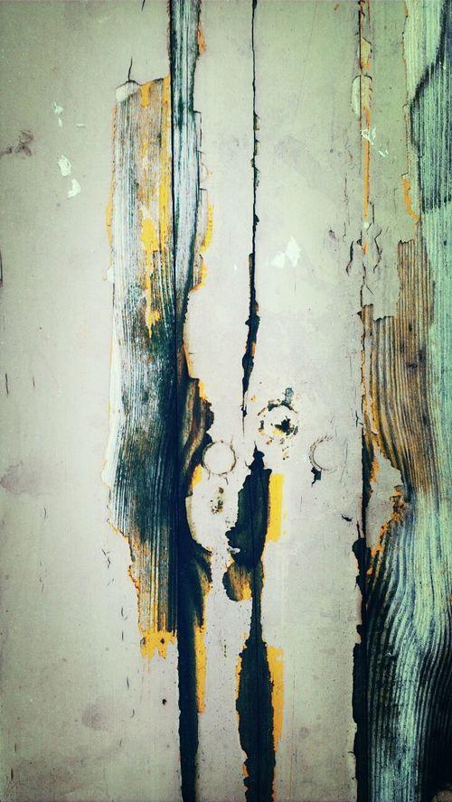 Paintdecay Beauty Of Decay Wood Orange