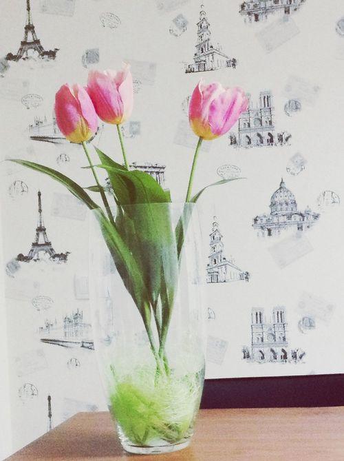 Murrr you, my boyfriend...) цветы от моего друга...) милый💕