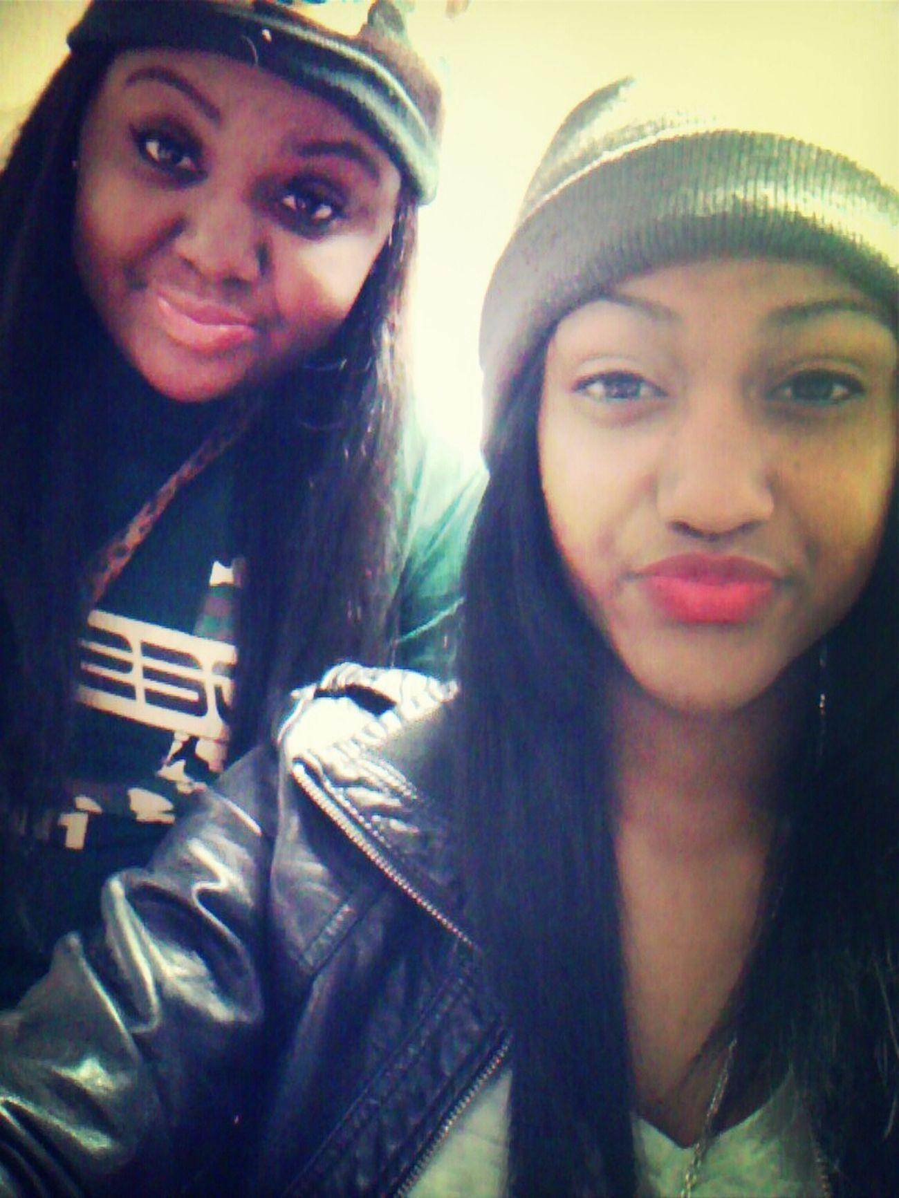 My & my cousin nita!