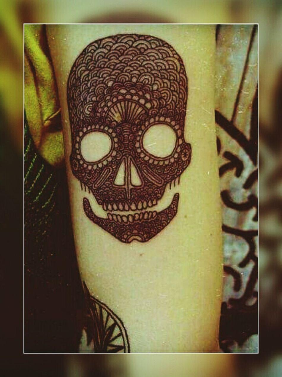 Vejamque tatoo super estilosa...
