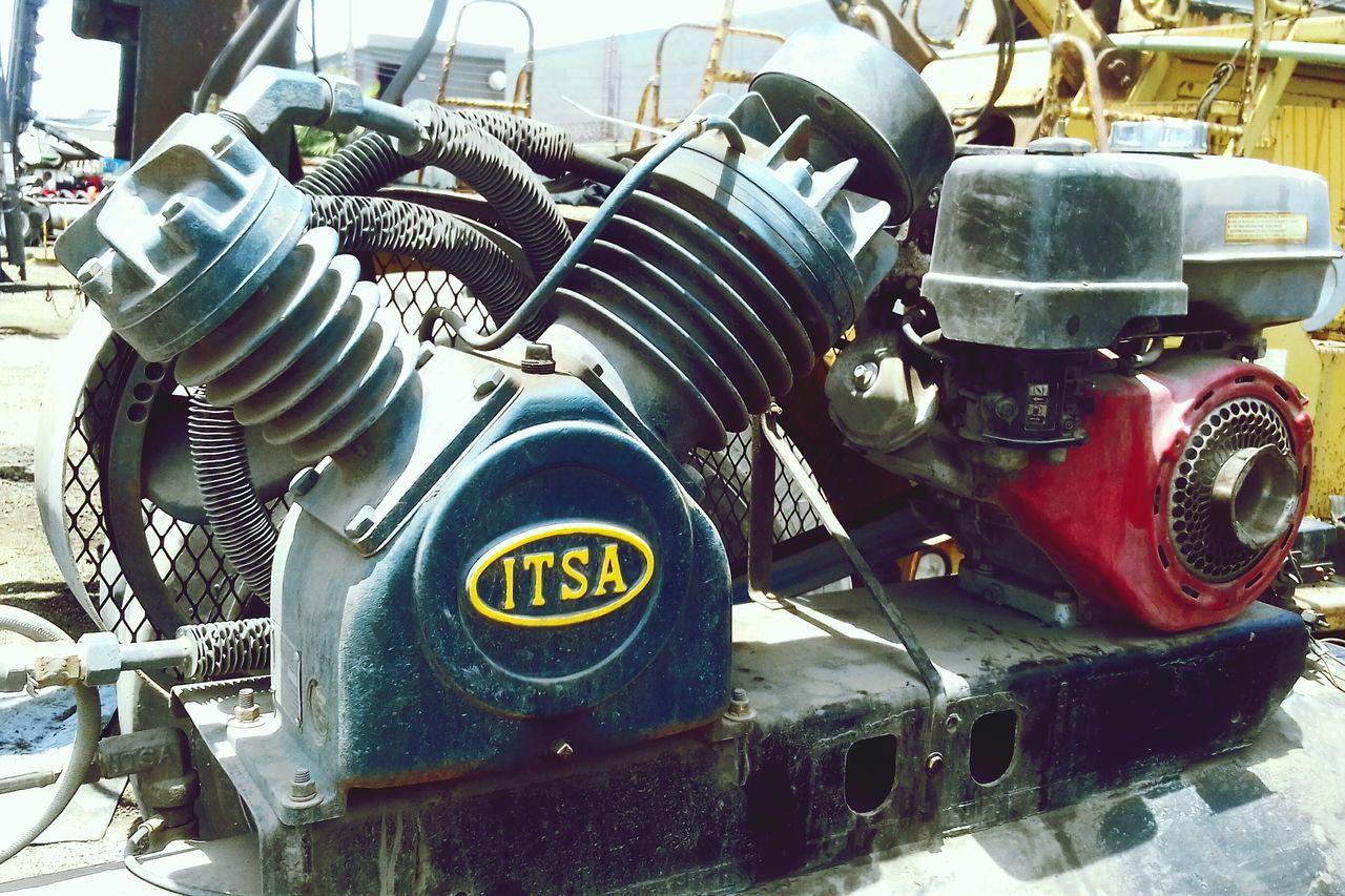 Industrial Mechanic Workshop Mechanical Compressor Tools Equipment Pneumatic