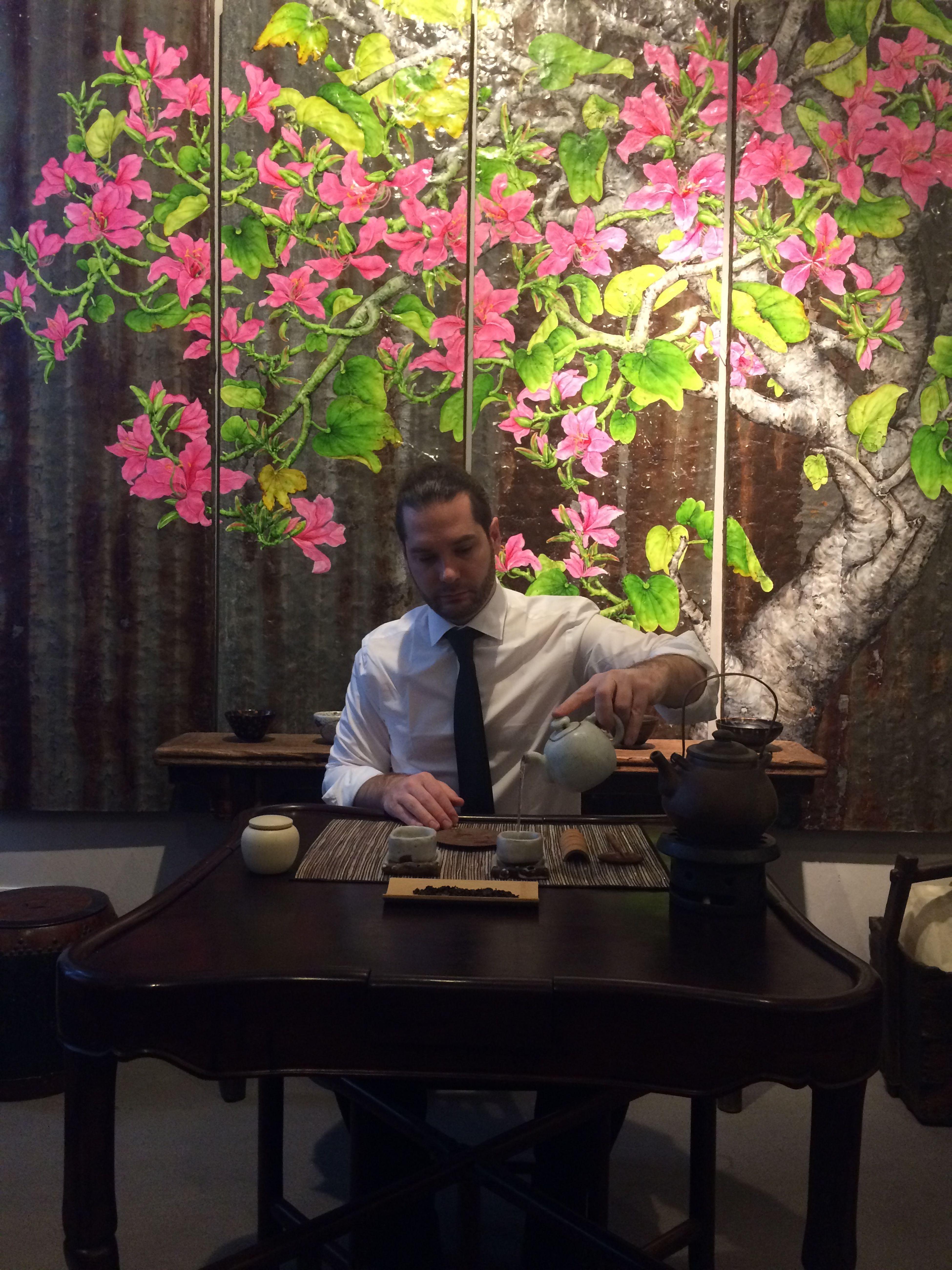 Berlin Taiwanese Tea Shop Calm Capture Berlin East Meets West Taiwanese Tea Saloon Tea