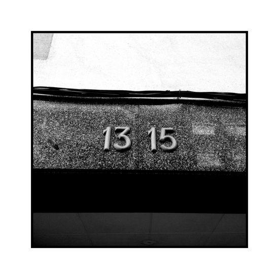 13 Thirteen XIII Trece