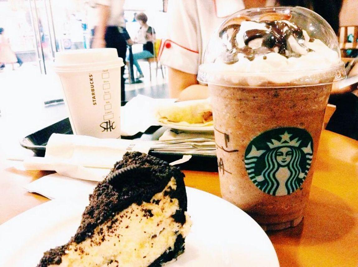 Starbucksphilippines Frappuccino CookiesNcream