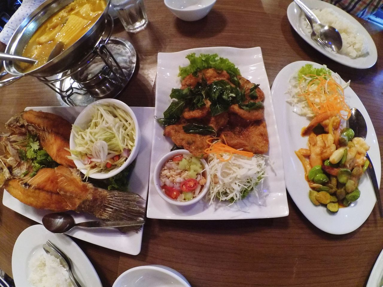 food and drink, plate, food, ready-to-eat, table, freshness, serving size, indoors, healthy eating, indulgence, bowl, meal, drinking glass, fork, no people, close-up, day