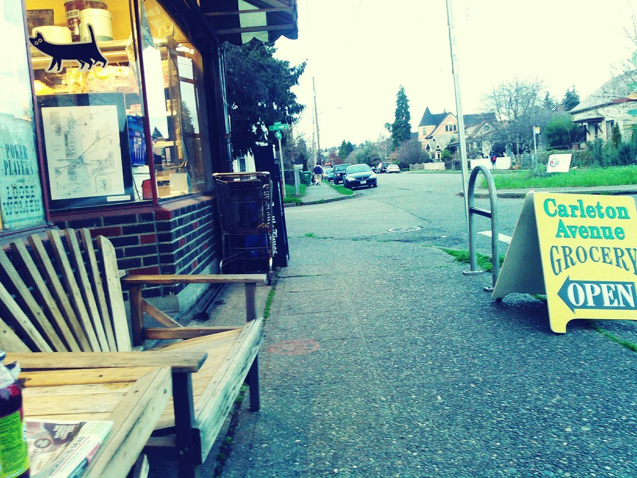 Kickinrocks Streetwalker Lazydays Localmarket Cornerstore Waiting Notes From The Underground Georgetown Seattle