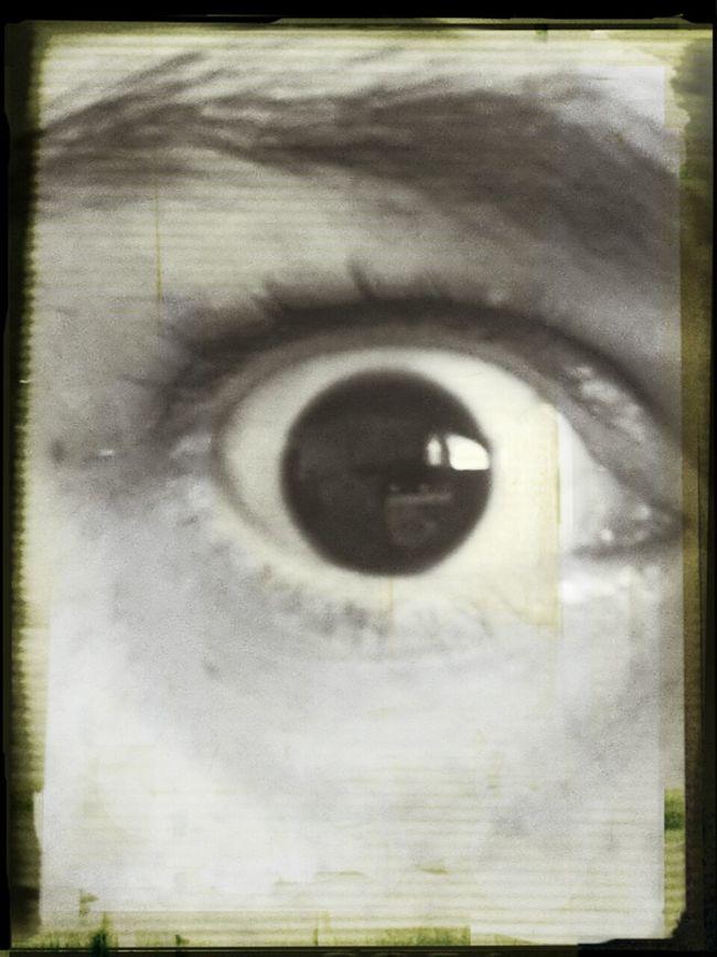 my eye;) Me!!! Black And White
