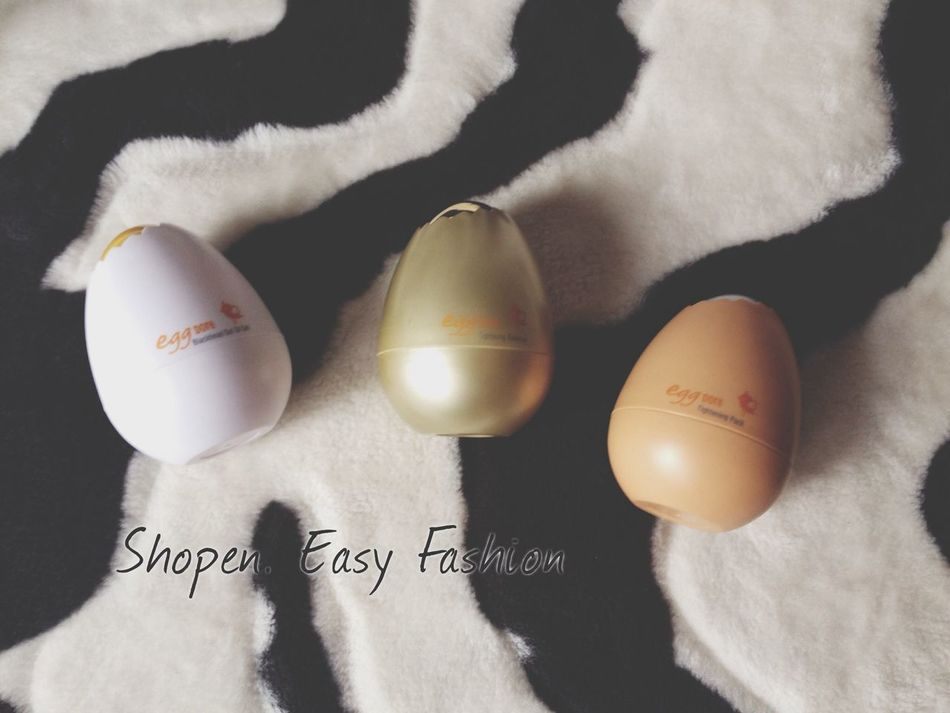 Egg Egg Pore Shopenef  Cosmetics
