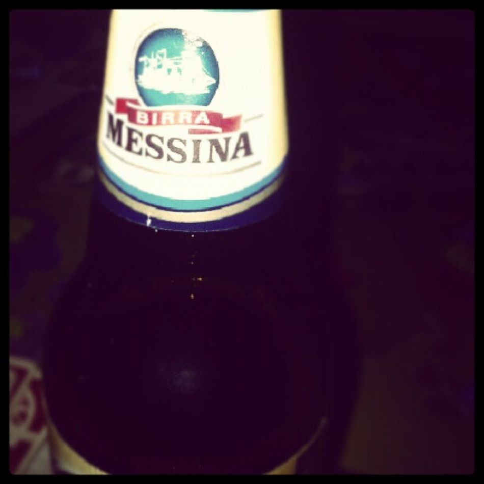 Birramessina Birra Beer Drink messina