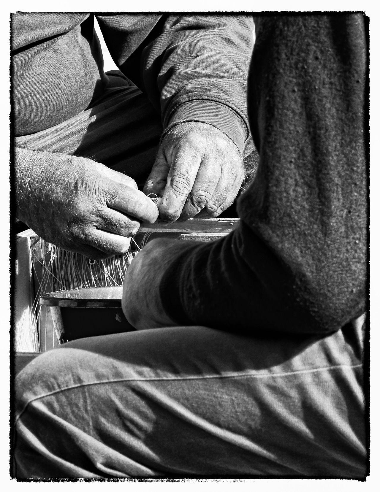 Black & White Blackandwhitephotography Blackandwhite Working Hands