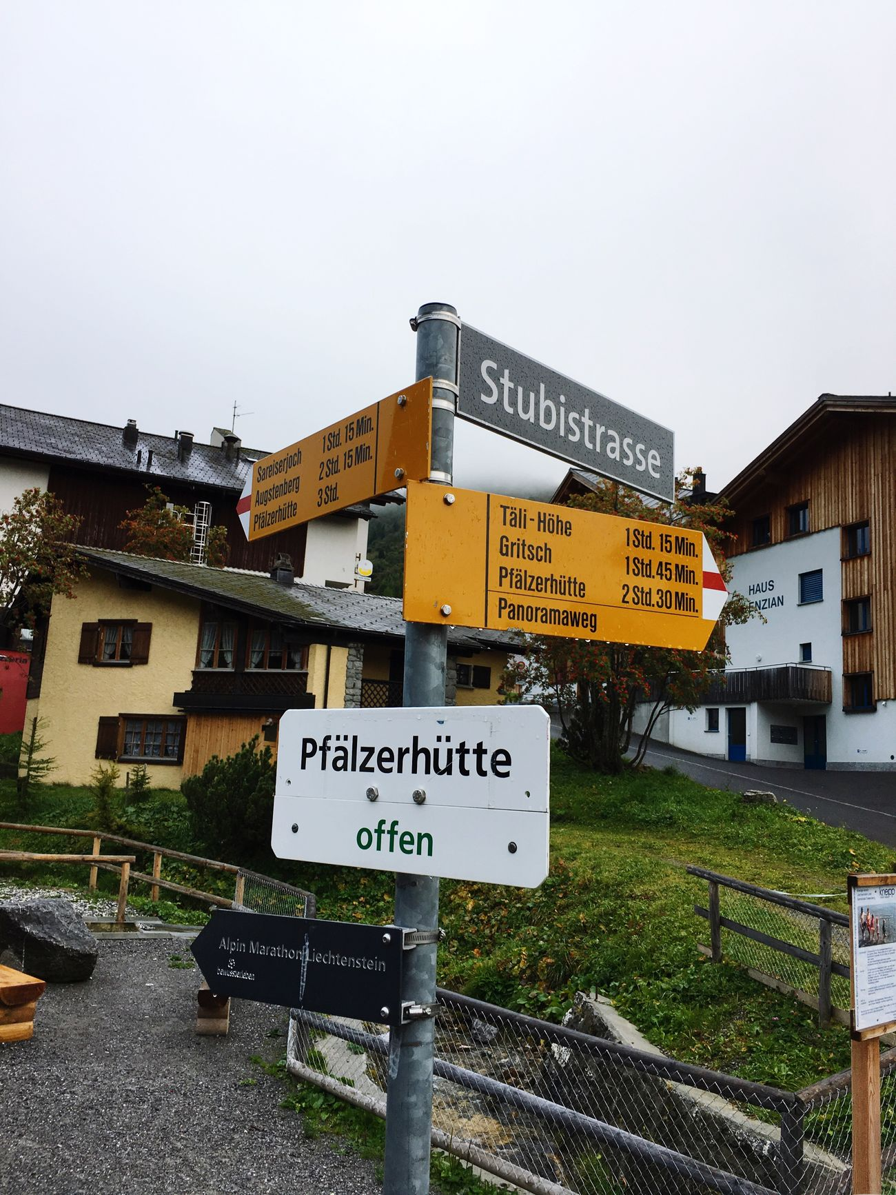 Downtown Malbun Malbun Liechtenstein