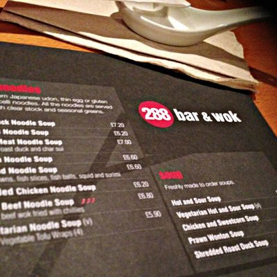 at 288 Bar and Wok by Golfy Ball