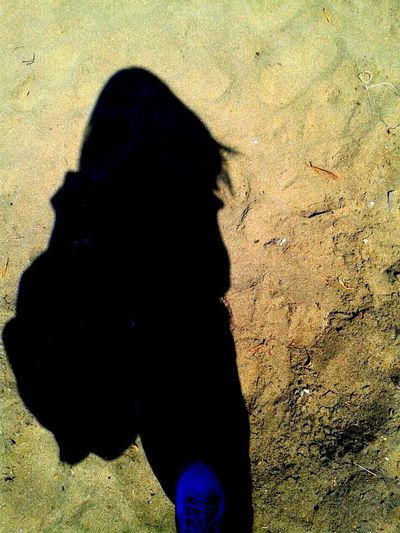 a silhouette as tricky I am. Holiday POV