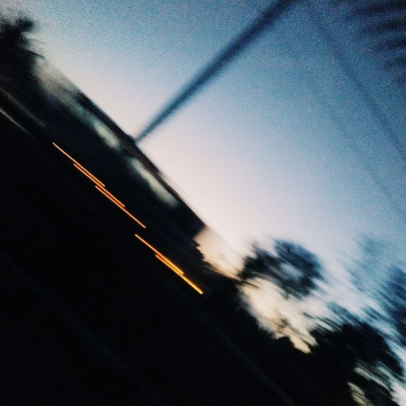 Fast Car Light And Shadow Road Trip Moment Nature Beautiful Nature