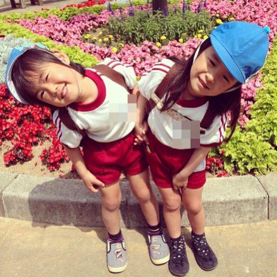 Children 子供 双子 Twins