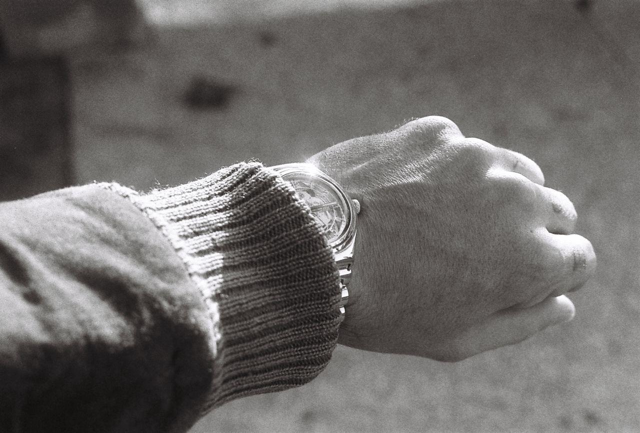 B&W Human Hand Human Body Part Filmisnotdead Analog Analogue Photography EyeEm Best Shots Selfshot Ishootfilm 35mm Film Film 35mm Film Photography Watches