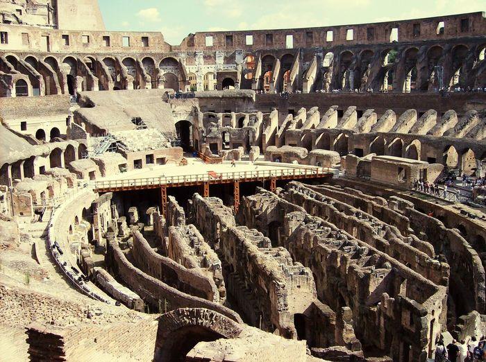 Colloseum Italy
