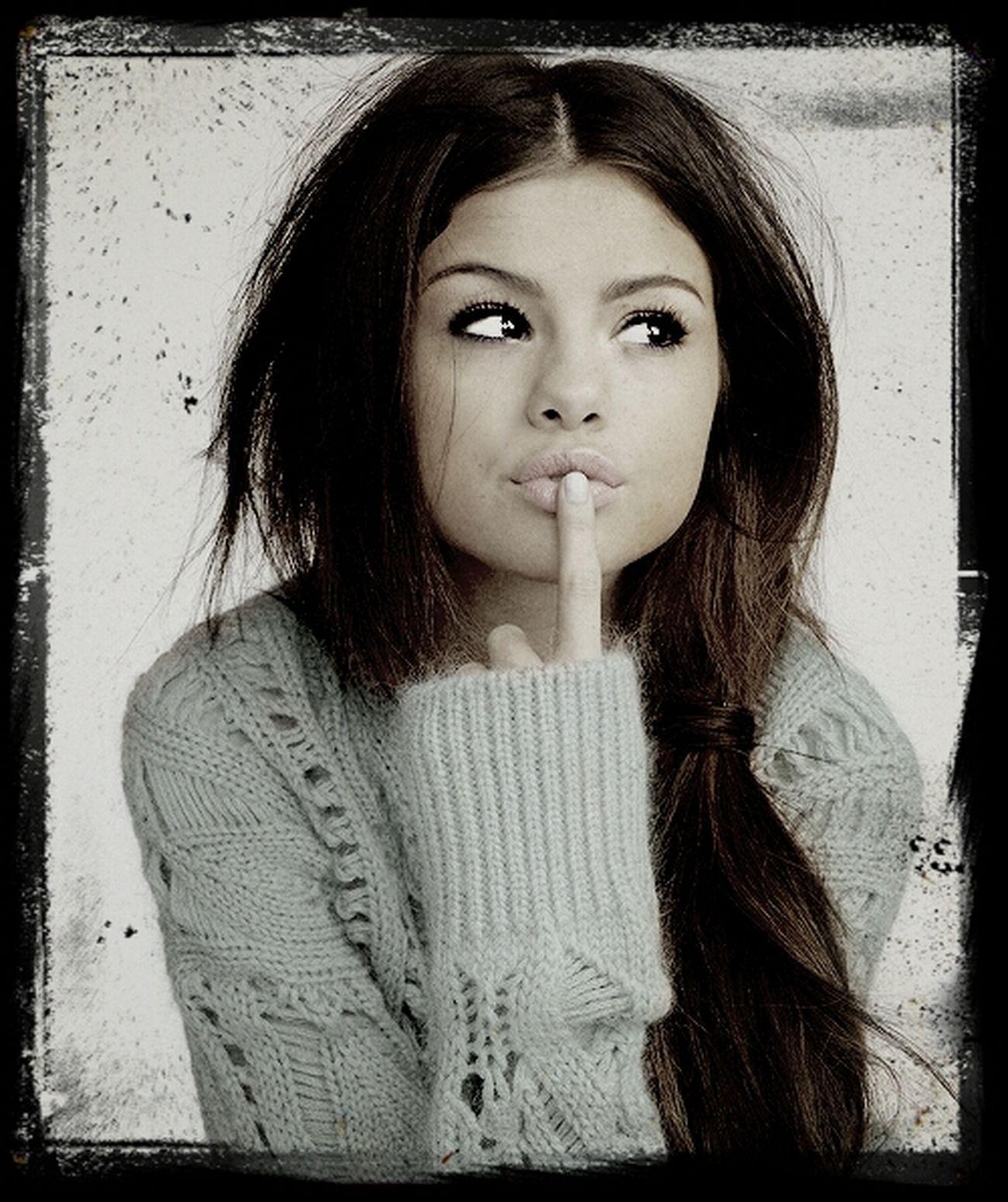 Selena Gomez ❤ Selena Gomez Quotes