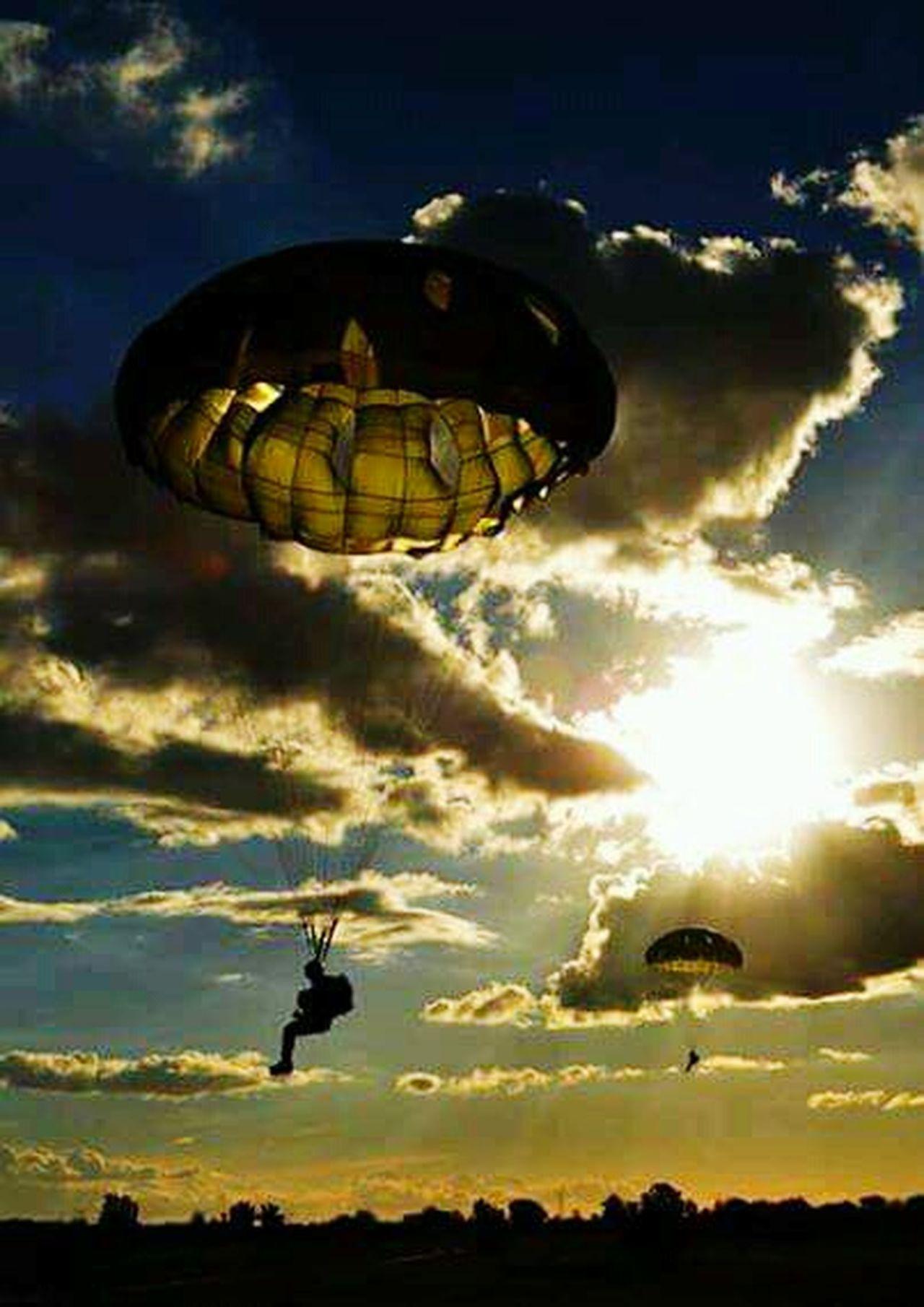 Paratroopers! Hope! Paratroopers Paratrooper Army Soldiers Soldier Brazil PQD Pqdt Paraquedista Errejota  021 Thebest