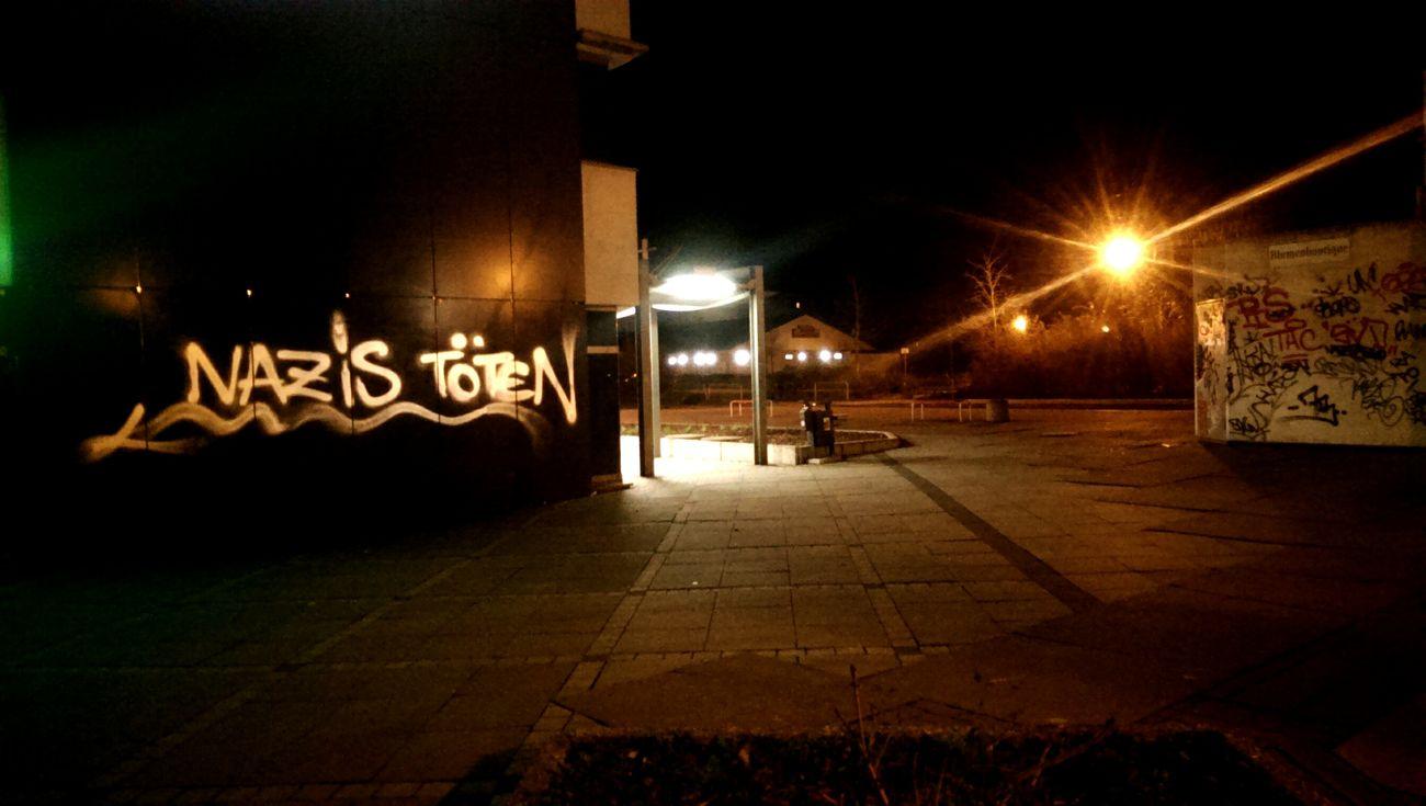 Nonazis Antifa Street Art Street Photography Graffiti Hello World Selfie Check This Out EyeEm Best Shots - People + Portrait Gofuckyourself
